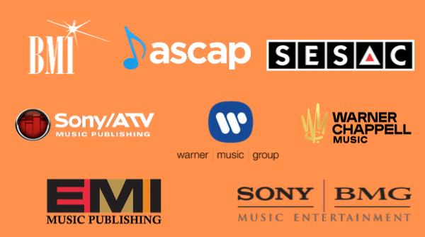 RAF - music company logos-3